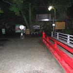 箱根湯本のホタル観察